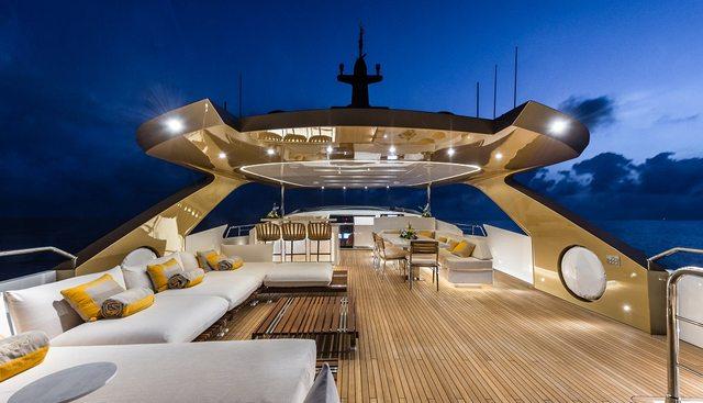 Taboo of the Seas Charter Yacht - 2