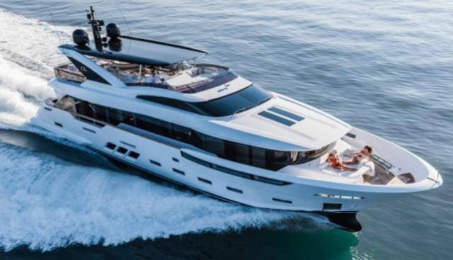 Yudema Charter Yacht