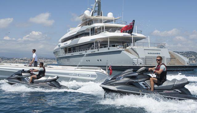 Mogambo Charter Yacht