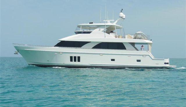 Rhondavous Charter Yacht
