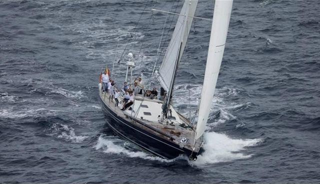 L'Ile Nue Charter Yacht - 2