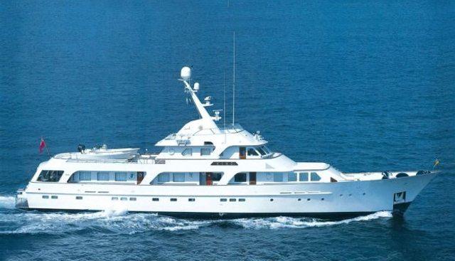 King K Charter Yacht