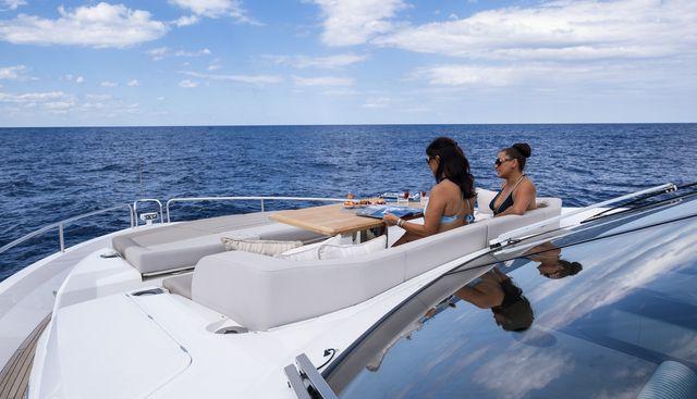 Take it Easy Charter Yacht - 2