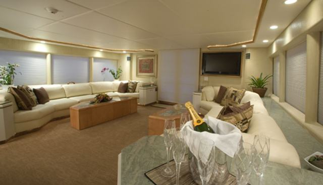 El Jefe Charter Yacht - 6