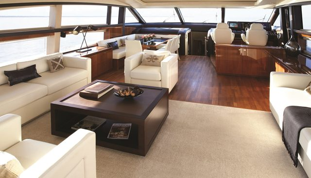 66° Above Charter Yacht - 2