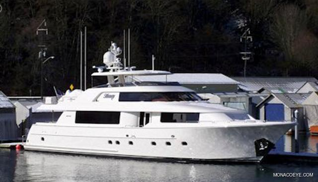 Honey Charter Yacht