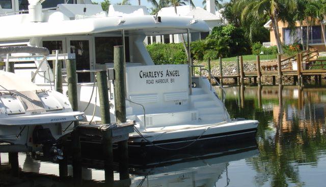 Charlie's Angel Charter Yacht - 3