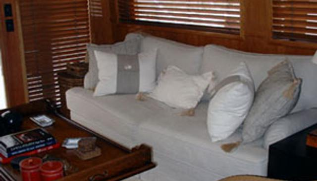 Greenia Too Charter Yacht - 5