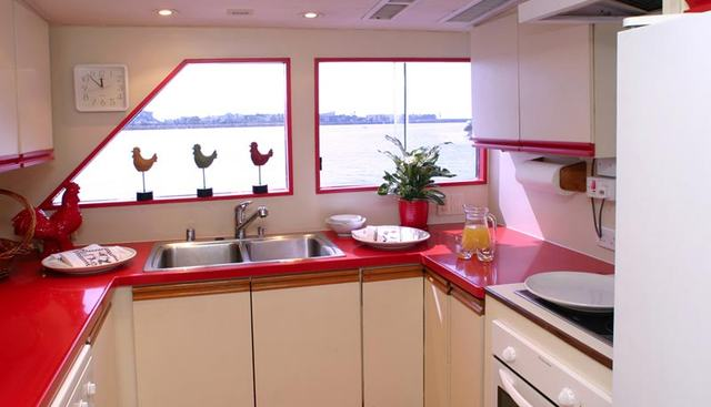 The Admiral Charter Yacht - 5