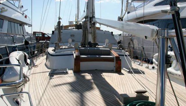 Victoria Estefania Charter Yacht - 4