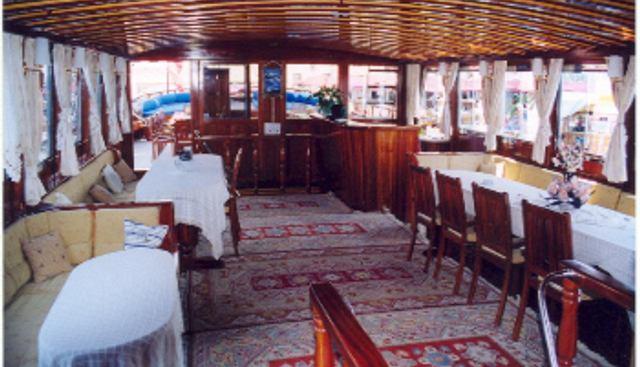 Bahriyeli C Charter Yacht - 5