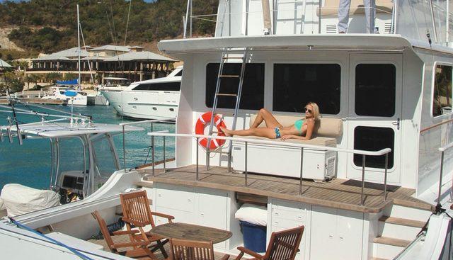 Silver Queen Charter Yacht - 5