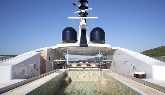 Quantum of Solace Charter Yacht - 2