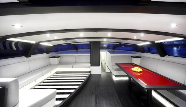 Nomad IV Charter Yacht - 5