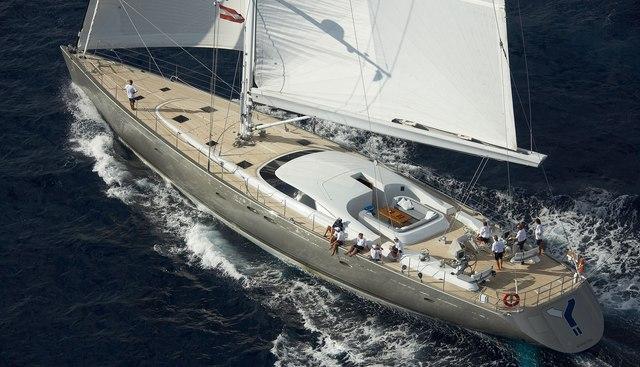 A Sulana Charter Yacht