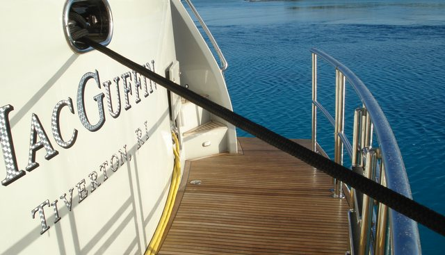 Trixie Charter Yacht - 5
