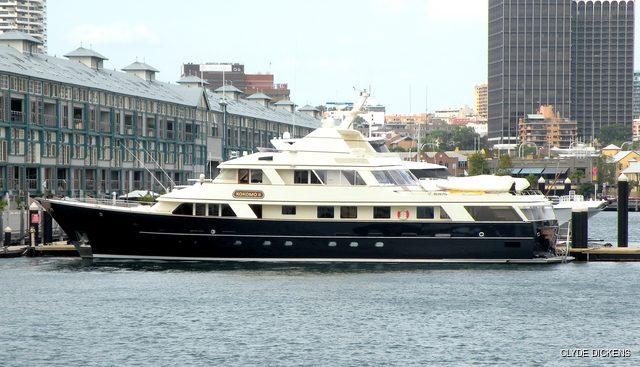 Kokomo II Charter Yacht - 2