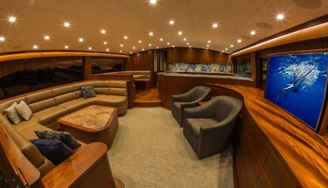 Reel Wheels II Charter Yacht - 4
