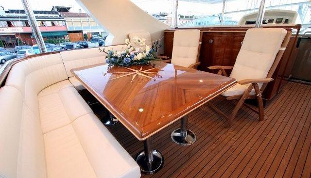 Cianin Quattro Charter Yacht - 4