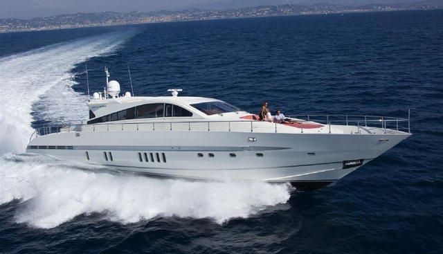 Clarita Charter Yacht