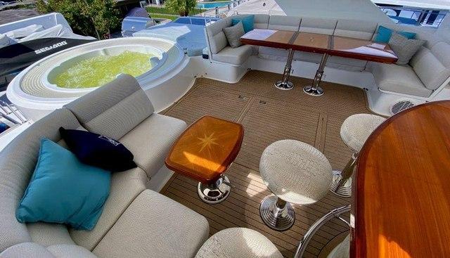 Brandi Wine Charter Yacht - 3