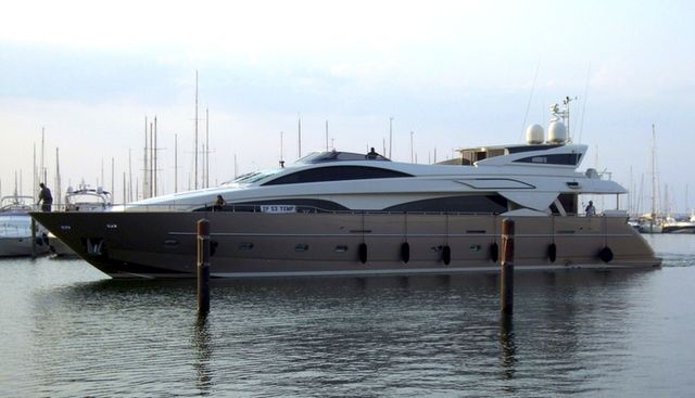 Cleopatra Charter Yacht