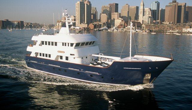 Newcastle Explorer 102' Charter Yacht