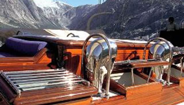 Lethantia Charter Yacht - 5