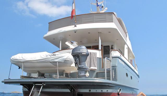 Silver Fox Charter Yacht - 5