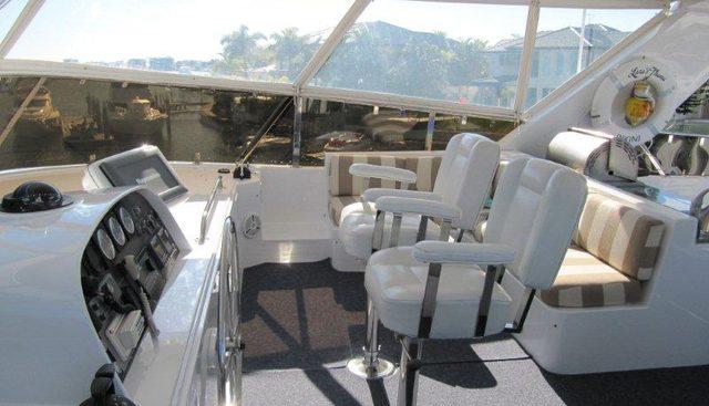 Lara's Theme Charter Yacht - 2