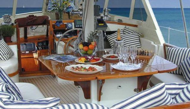 Aurastel Charter Yacht - 4