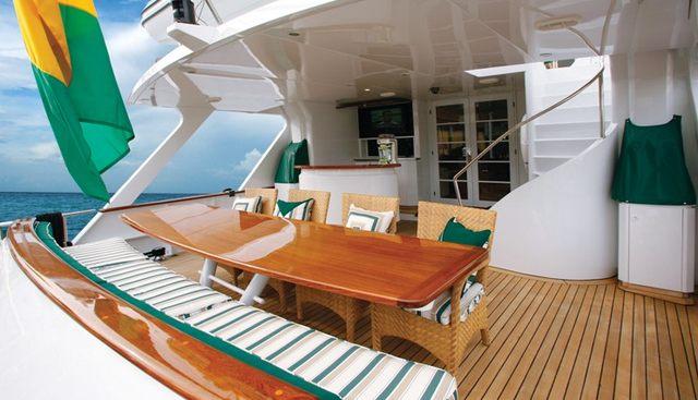 El Jefe Charter Yacht - 4