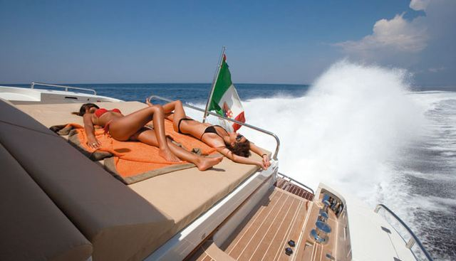 Continental 80 Charter Yacht - 3