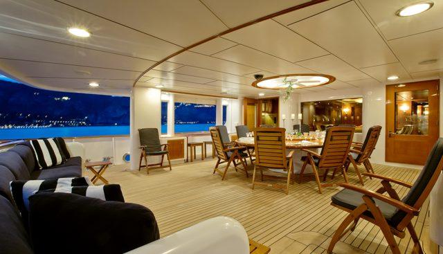 Vixit Charter Yacht - 7