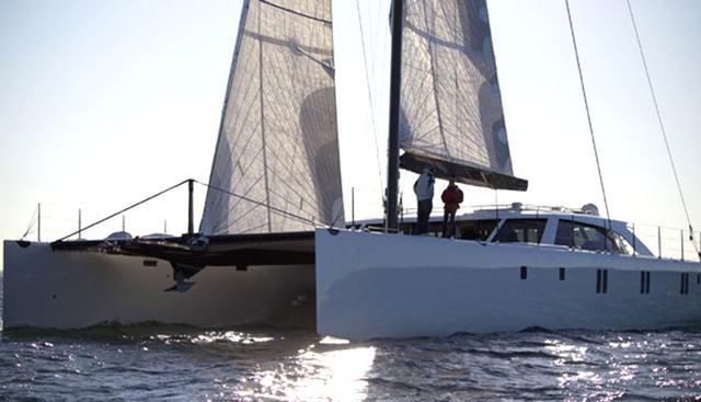 Tigerlily Too Charter Yacht