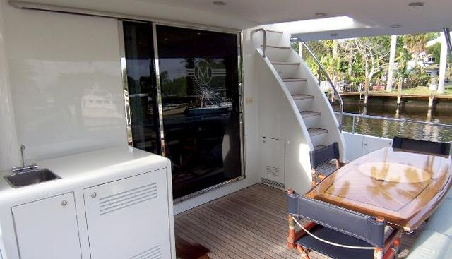 Predator Charter Yacht - 4