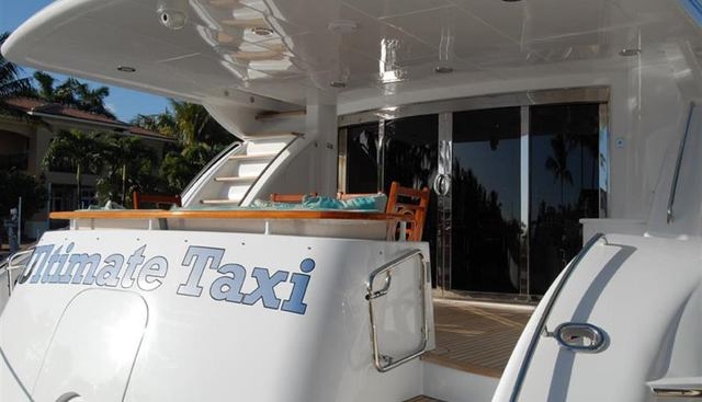 Ultimate Taxi Charter Yacht - 4