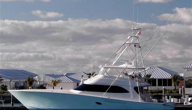 Rite Angler Charter Yacht