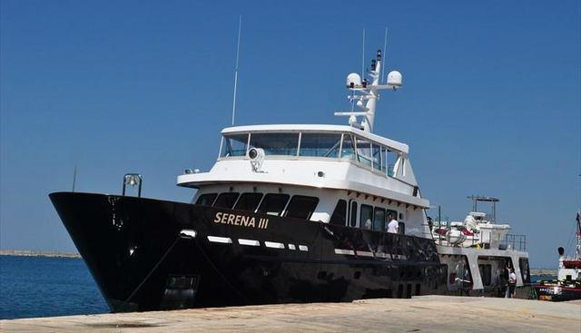 Serena III Charter Yacht - 4