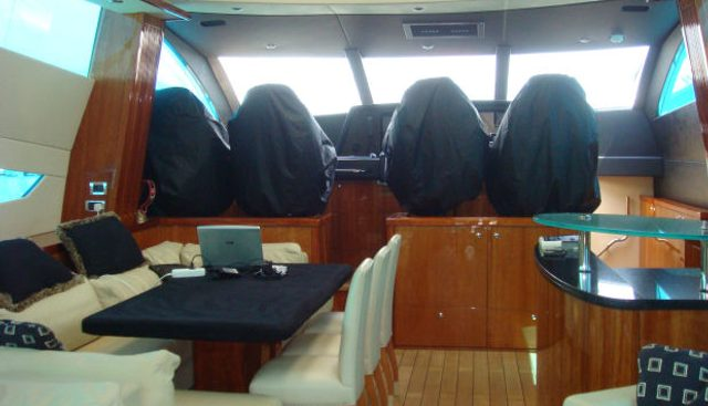 Diablo Blanco Charter Yacht - 5