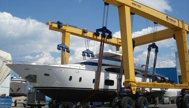 Efficient Propulsion Charter Yacht - 3