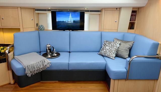 Vamos Charter Yacht - 8