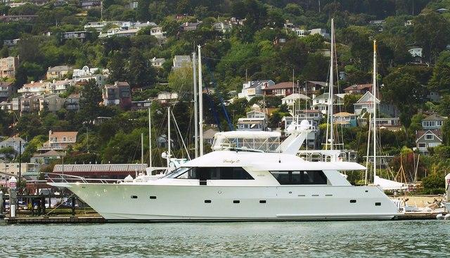 Lady O Charter Yacht