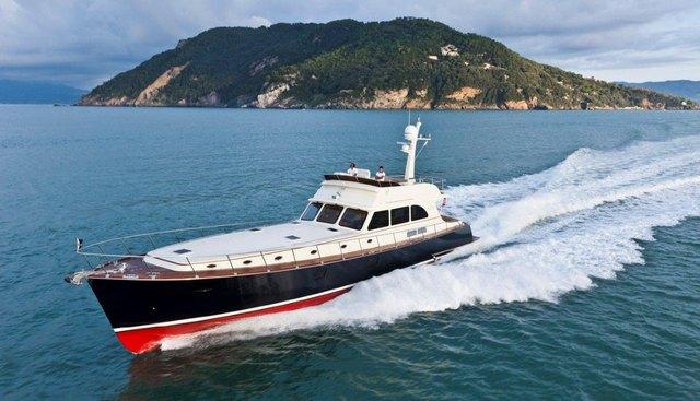 Ali Charter Yacht