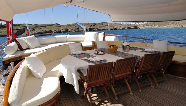 Palmyra Charter Yacht - 6