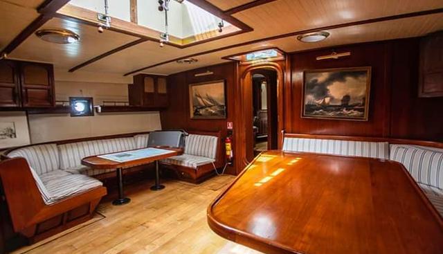 Aries Charter Yacht - 4