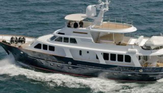 Moonshadow Noa Charter Yacht - 3