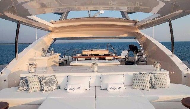 Lady MRD Charter Yacht - 5