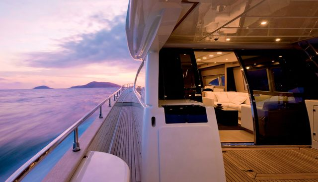 Selfie Charter Yacht - 2