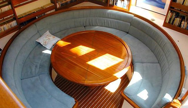 Antsiva Charter Yacht - 5